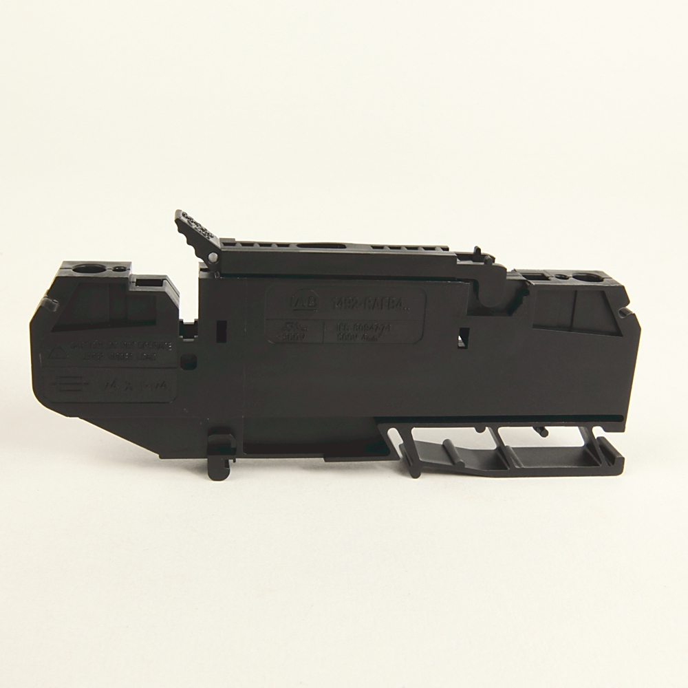 A-B 1492-RAFB4 IEC Term Block 10 x 110 x 44.8mm Spr Clp