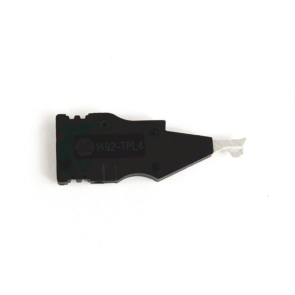 A-B 1492-TPL4 IEC Term Block Stackable Test Plug