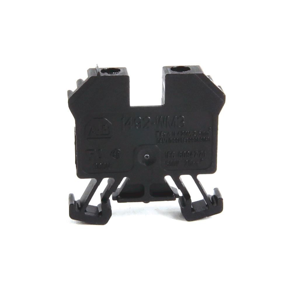 A-B 1492-WM3-B IEC Term Block 8x47.6x41mm Screw