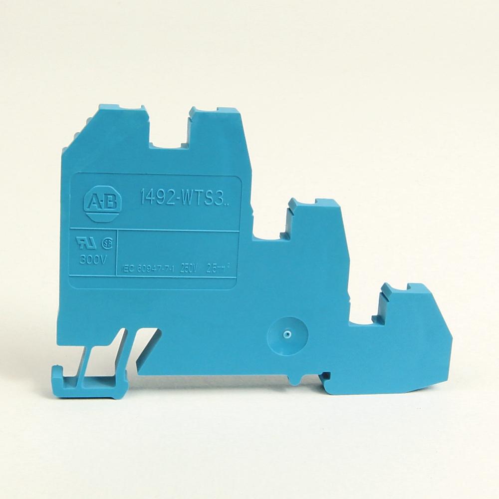 A-B 1492-WTS3 IEC Term Block 8x47.6x41mm Screw