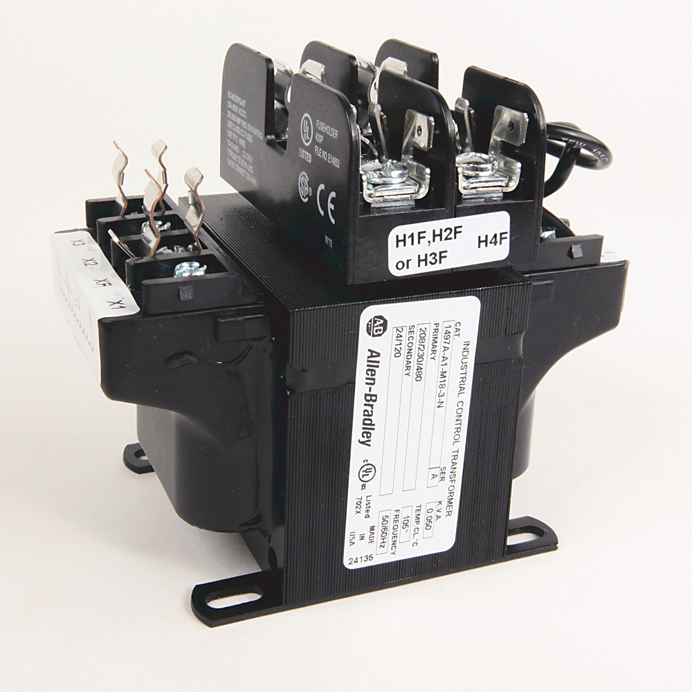 1497a Machine Tool Transformers Stanion Wholesale Electric Arcfault Circuit Breakers Prevent Fires Absolute Allen Bradley A1 M18 3 N