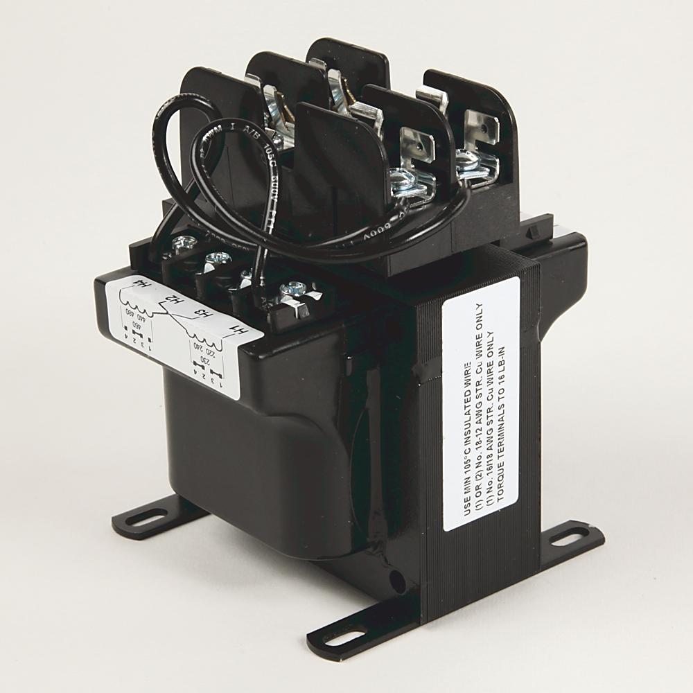 A-B 1497A-A4-M6-3-N 150VA 240x480-120 60Hz w/Fuses CPT