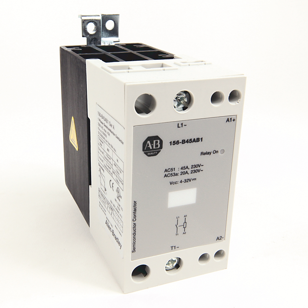 A-B 156-B45AA1 45 A Contactor