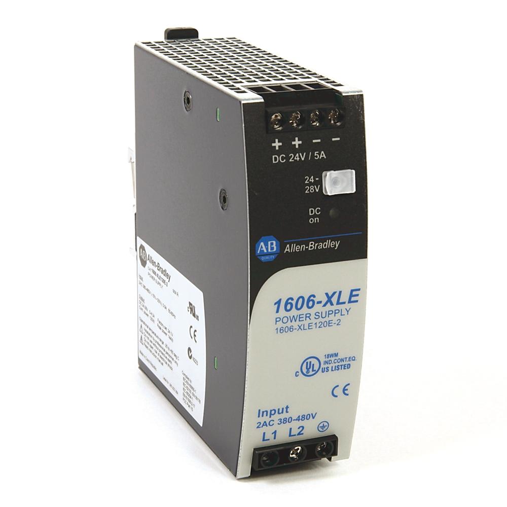 A-B 1606-XLE120E Power Supply XLE 120 W Power Supply
