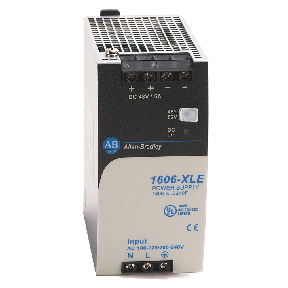AB 1606-XLE480EP XLE Power Supply
