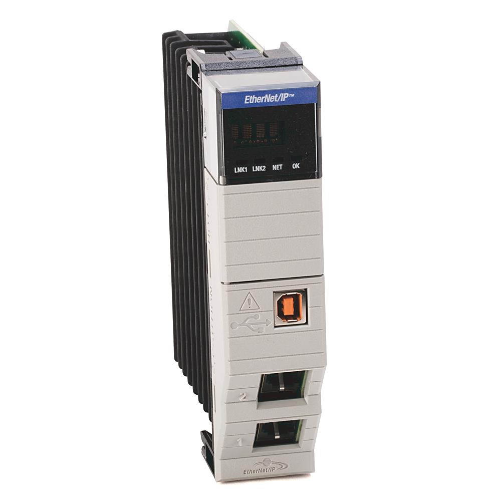 A-B 1756-EN2TRK 2 PORT CLX HI-CAP ENET/IP MODULE - TP
