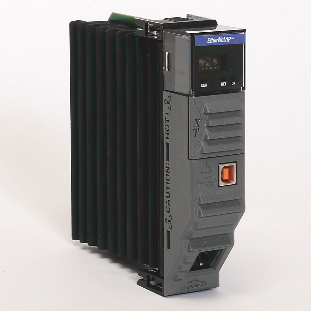 A-B 1756-EN2TXT CLX ENET/IP MODULE - TP, X-ENVT