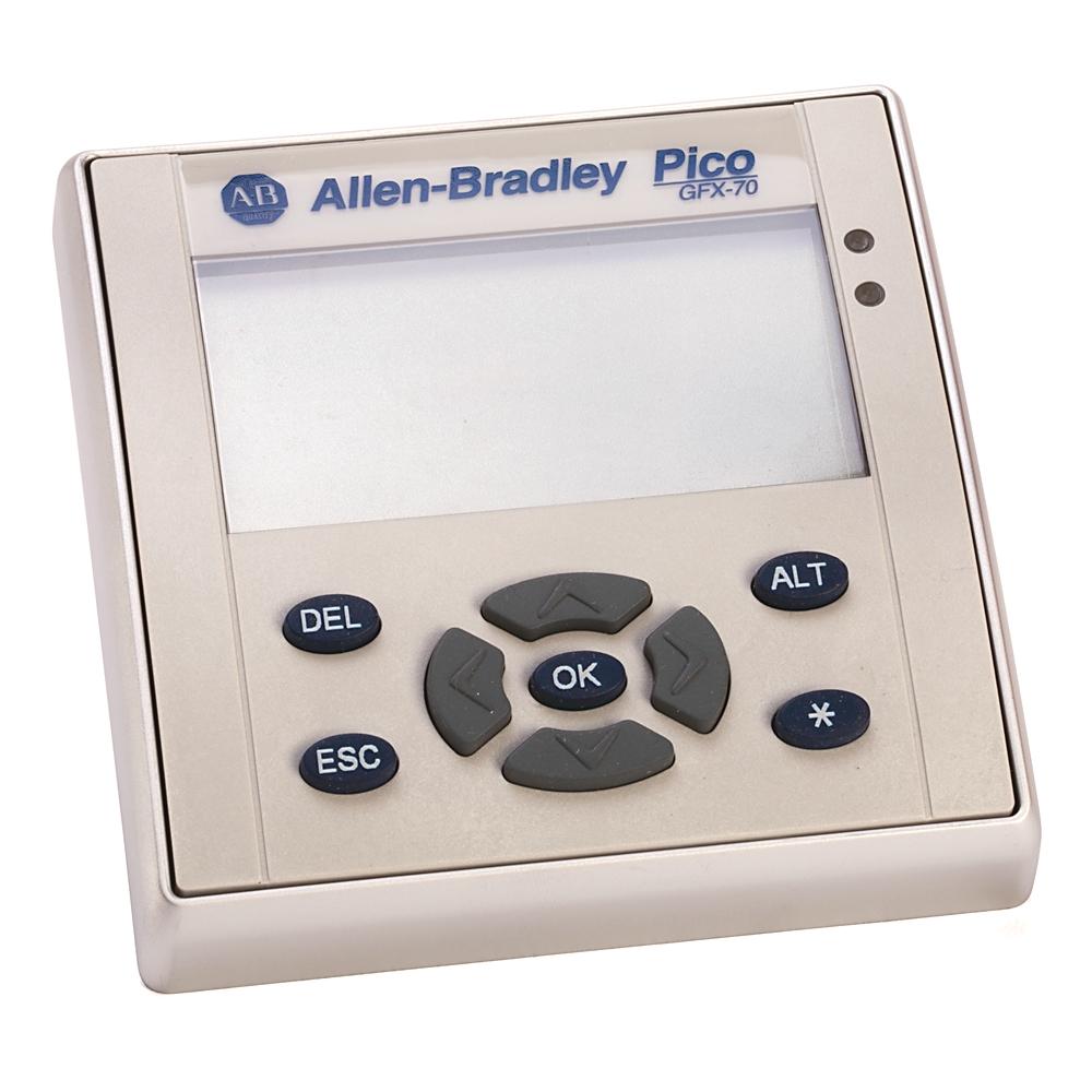 1760-IB12XOW6I AB PICO CONTROL RELAY, EXPANSION RELAY OUTPUT 78118083891