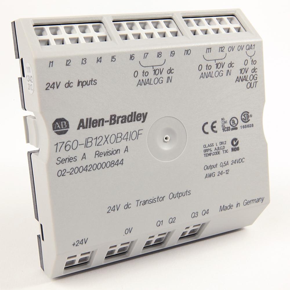Allen-Bradley1760-IB12XOB4IF