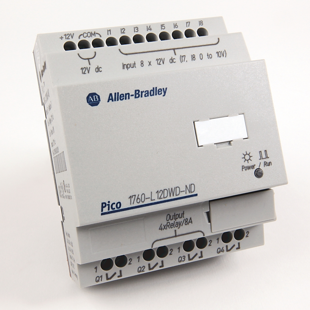 A-B 1760-L12BWB-ND Pico 12 Point DC Controller