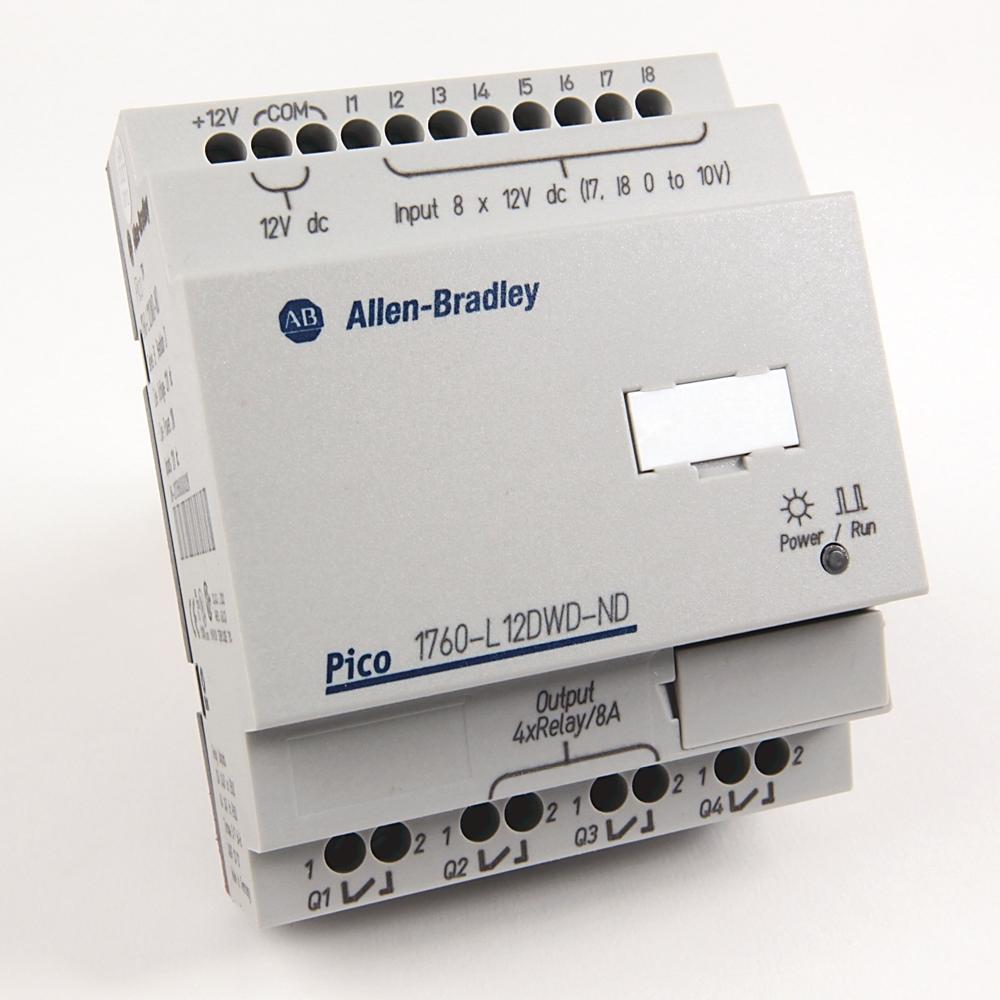 Allen Bradley 1760-L12BWB-ND