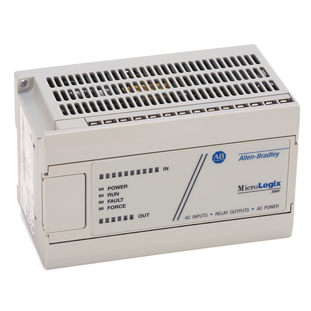 A-B 1761-L10BWB MicroLogix 1000 10 Point Controller
