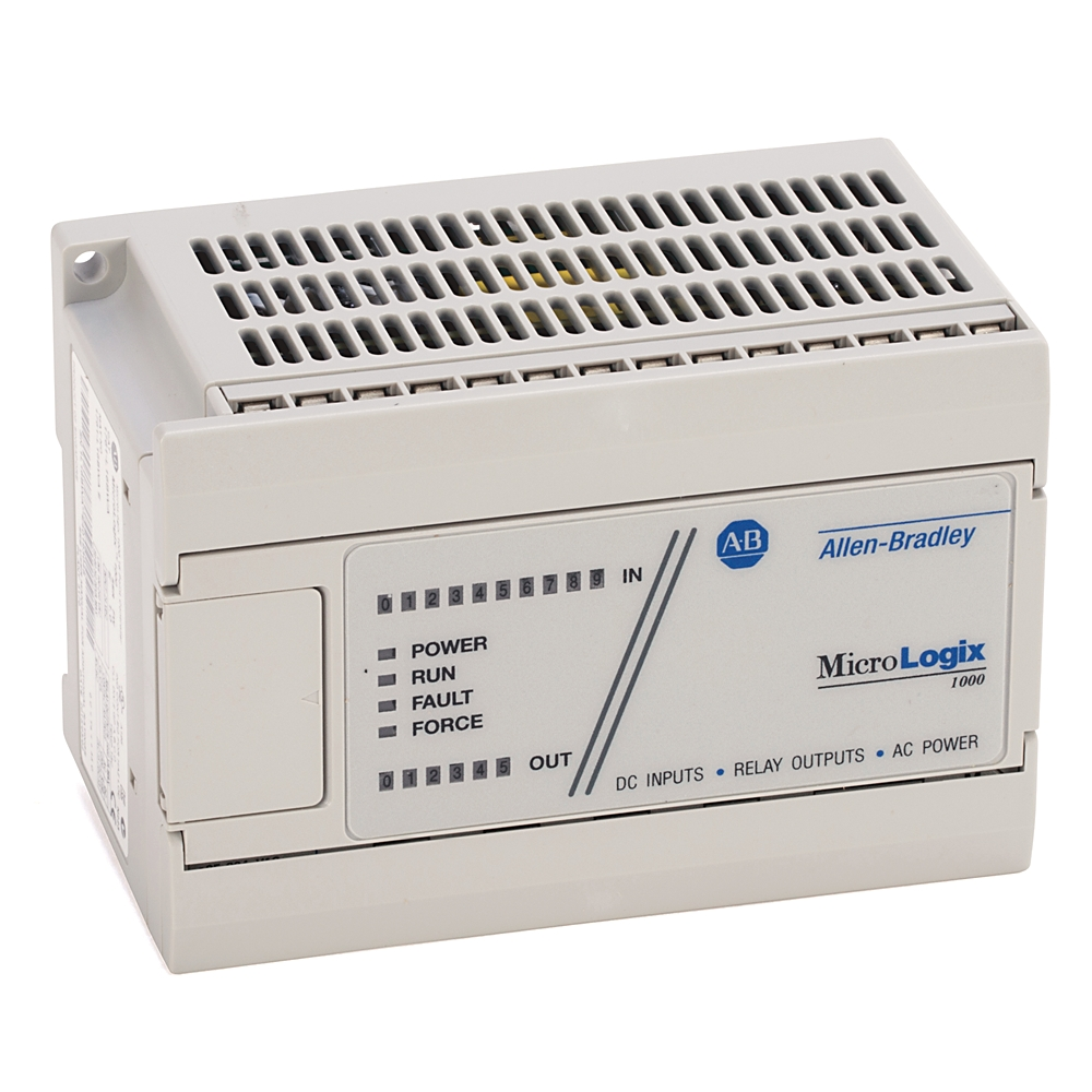 A-B 1761-L16BBB MicroLogix 1000 16 Point Controller