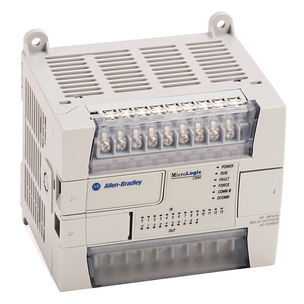 A-B 1762-L24BXBR MicroLogix 1200 24 Point Controller