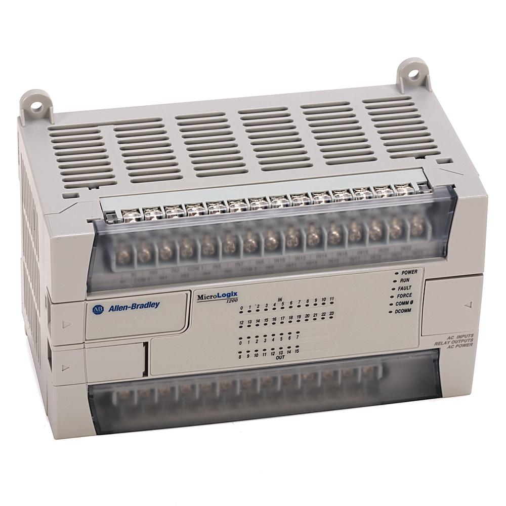 1762-L40BWAR AB ML1200 40DC RLY AC 2 PORT