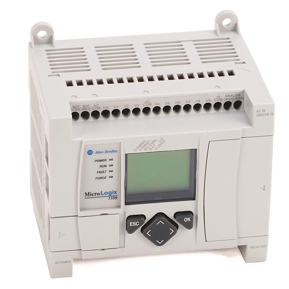 1763-L16DWD AB MICROLOGIX 1100 PLC