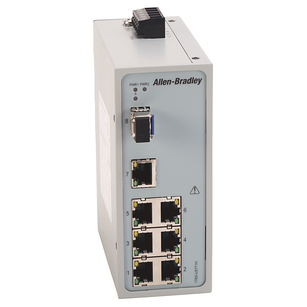 AB 1783-US7T1H Stratix 2000 7+1port unmanaged switc