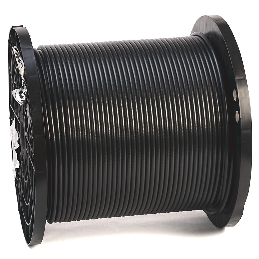 1786-RG6 AB CTLNET RG6 QUAD SHIELD COAX CABLE SOLID CENTER 1000'