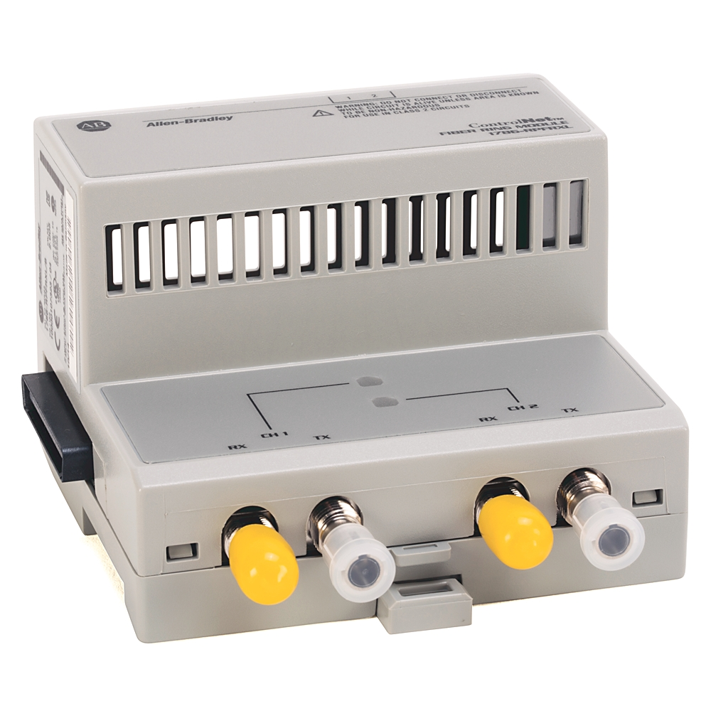 A-B 1786-RPFRXL ControlNet Fiber Ring Ex Long Repeater