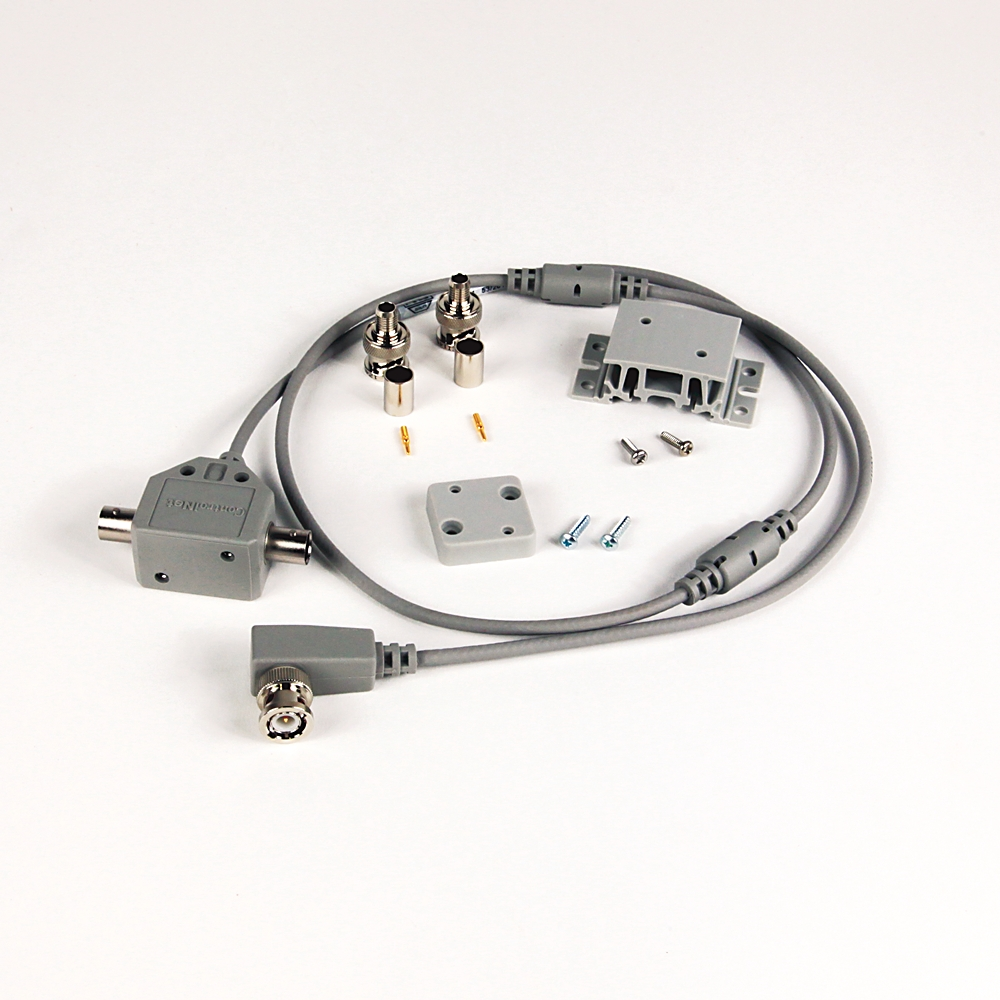A-B 1786-TPR ControlNet 1m Coaxial Right Angle T-Tap