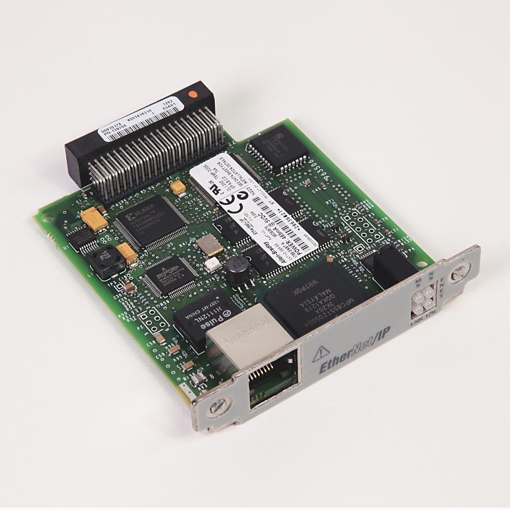 A-B 1788-ENBT FlexLogix/DriveLogix ENet/IP Comms Card
