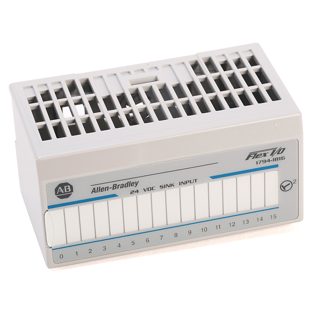 A-B 1794-IB16 Flex 16 Point Digital Input Module