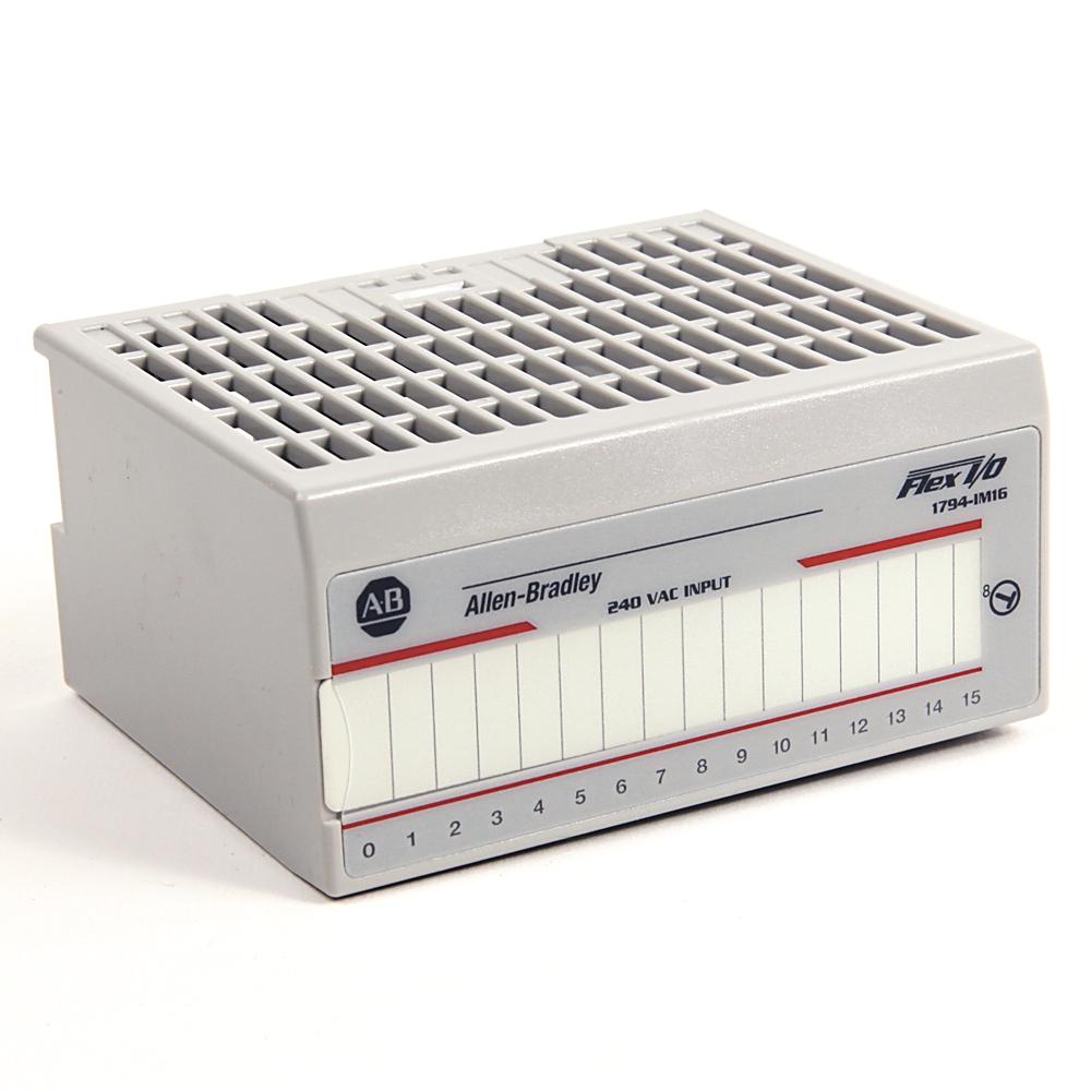 A-B 1794-IM16 Flex 16 Point Digital Input Module