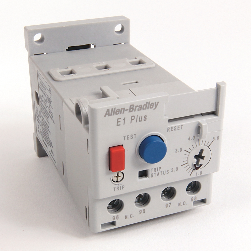 A-B 193S-EESP E1 Plus 5.4-27.0 A Overload Relay