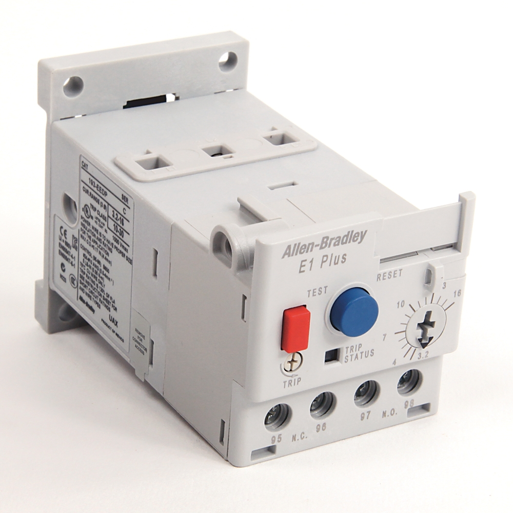 193, 193S E1 Plus Solid State Overload Relay | French Gerleman