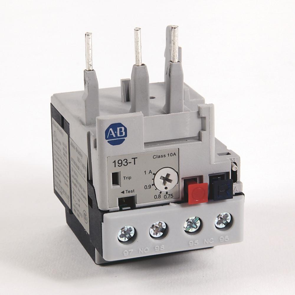 A-B 193-T1AB13 0.9-1.3 A IEC Bimetallic OverLoad Relay