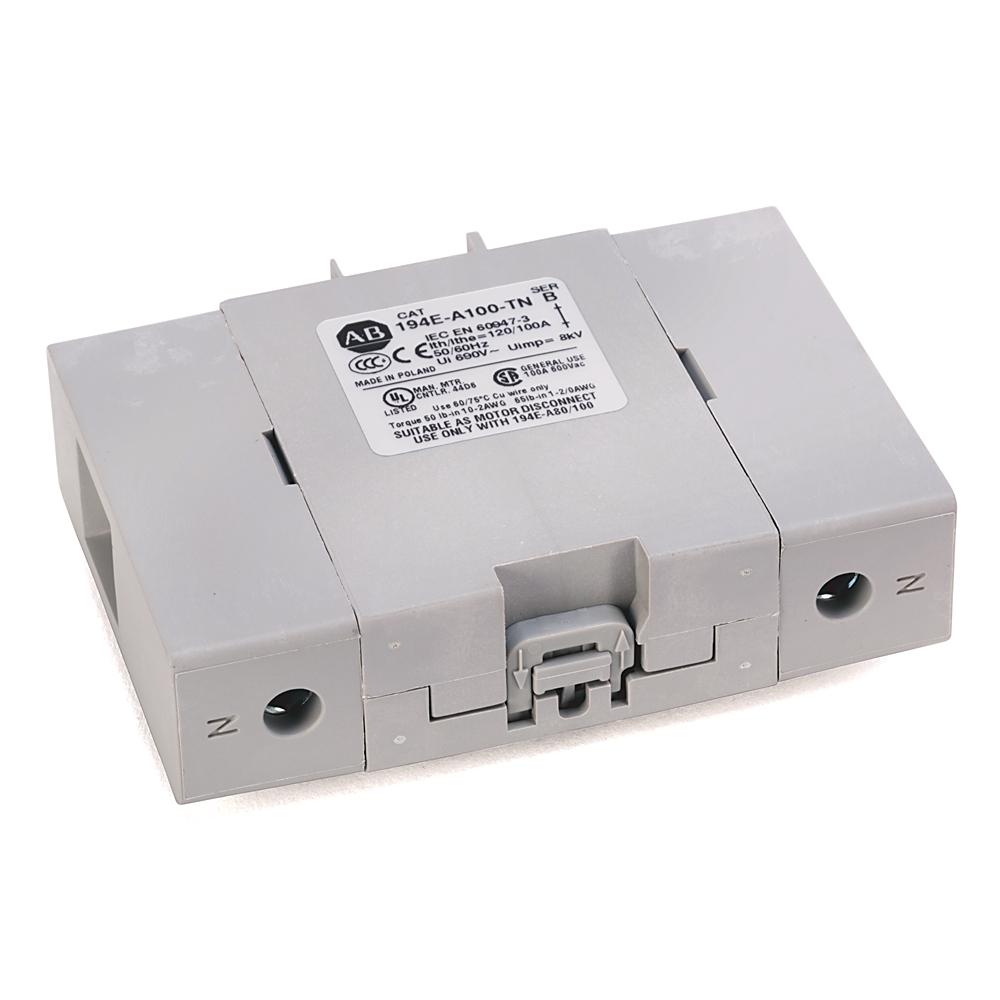 194E-A100-TN AB NEUTRAL TERMINAL, 80 - 100 AMP 66246862196