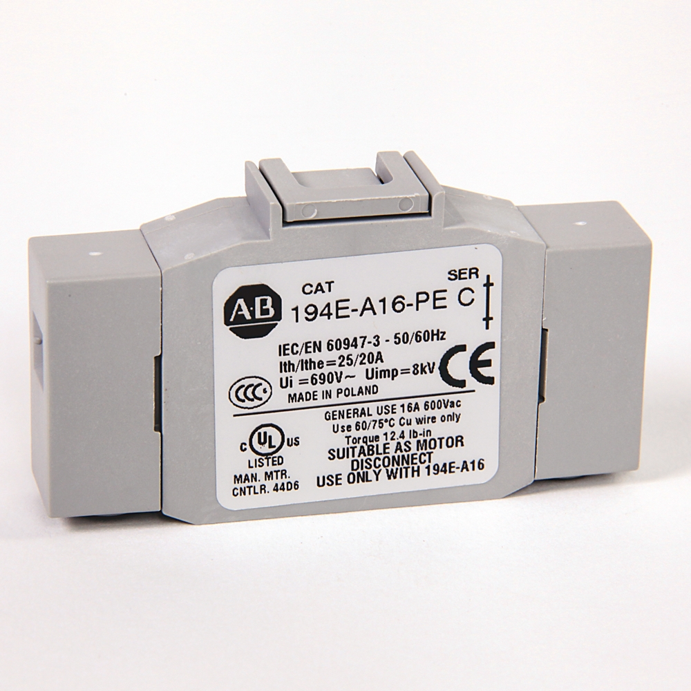 Allen-Bradley194E-A16-PE