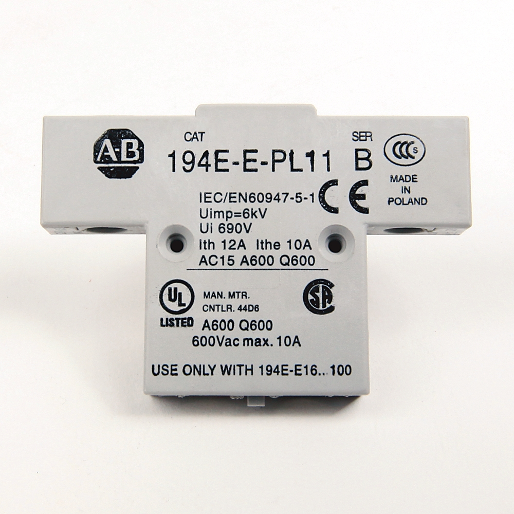 Allen-Bradley194E-E-PL11