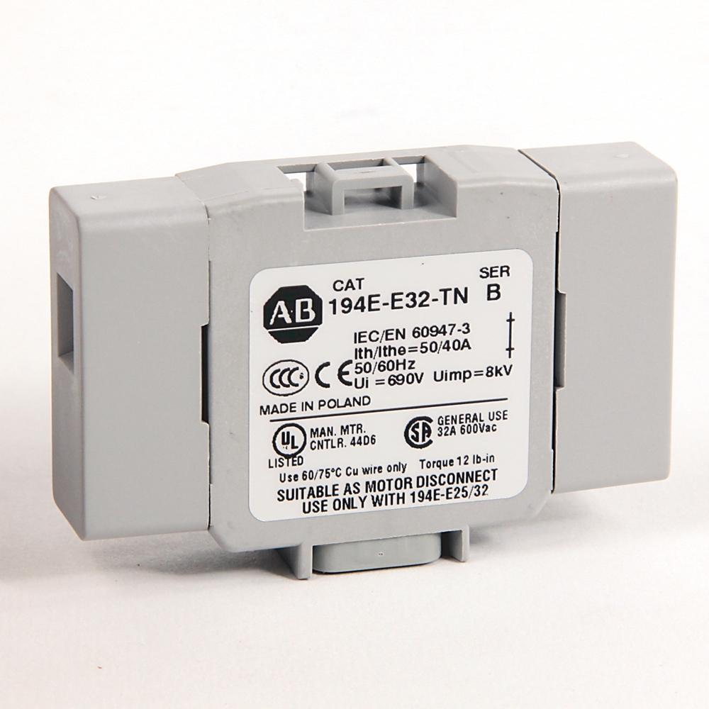 194E-E32-TN AB NEUTRAL TERMINAL, 25 - 32 AMP 66246862193