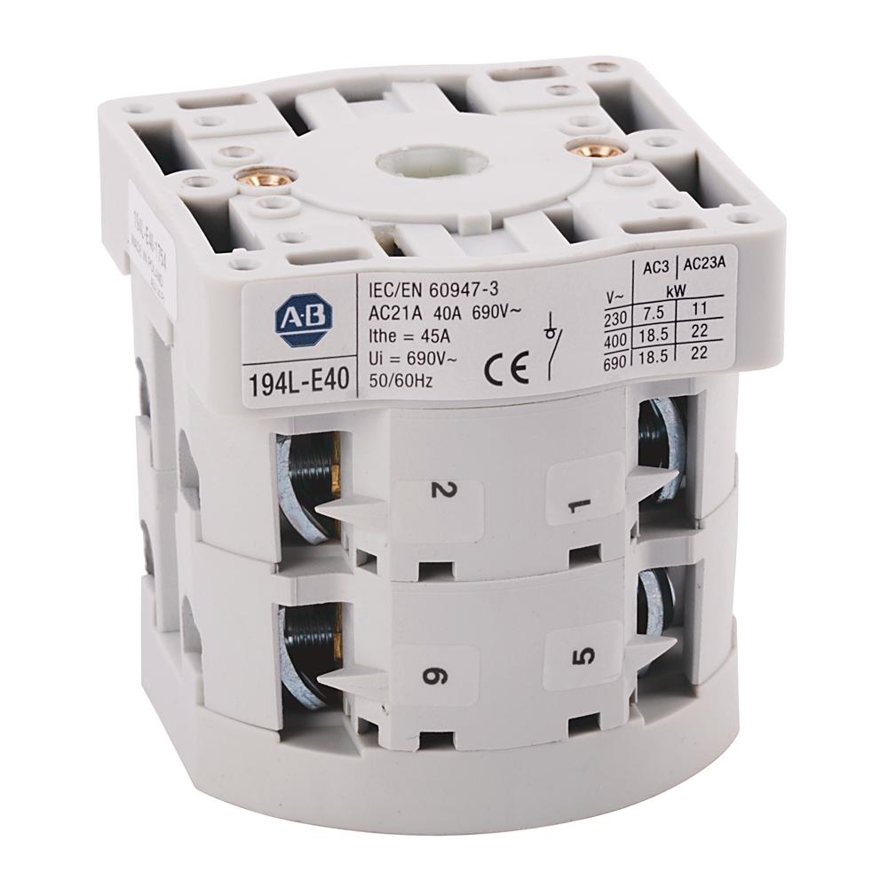 A-B 194L-E40-1754 194L Load Switch
