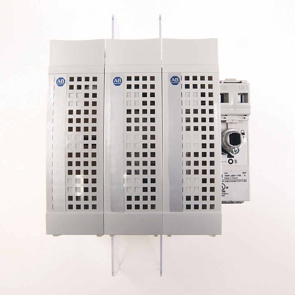 A-B 194R-J200-1753 Disconnect, fused, J-type, 200A