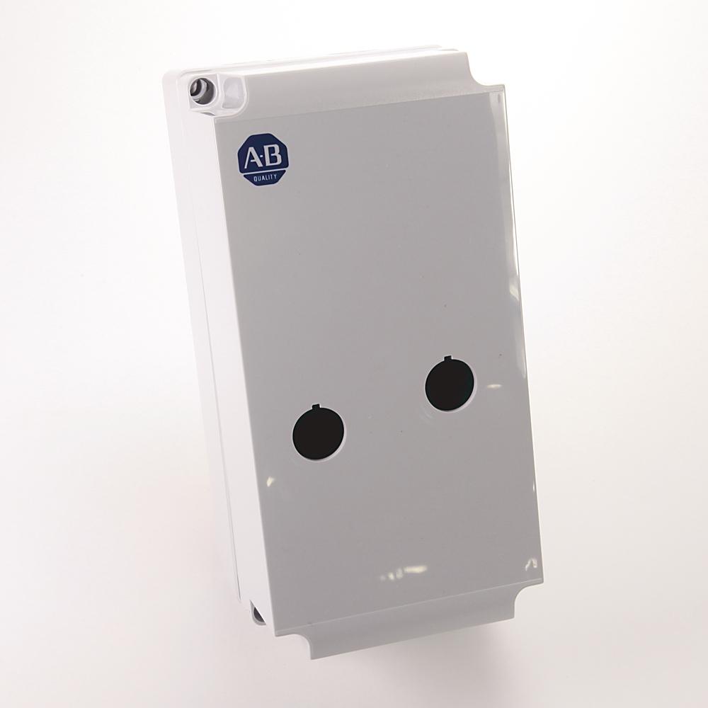 198E-C0S4 AB PLASTIC ENCLOSURE WITH START STOP