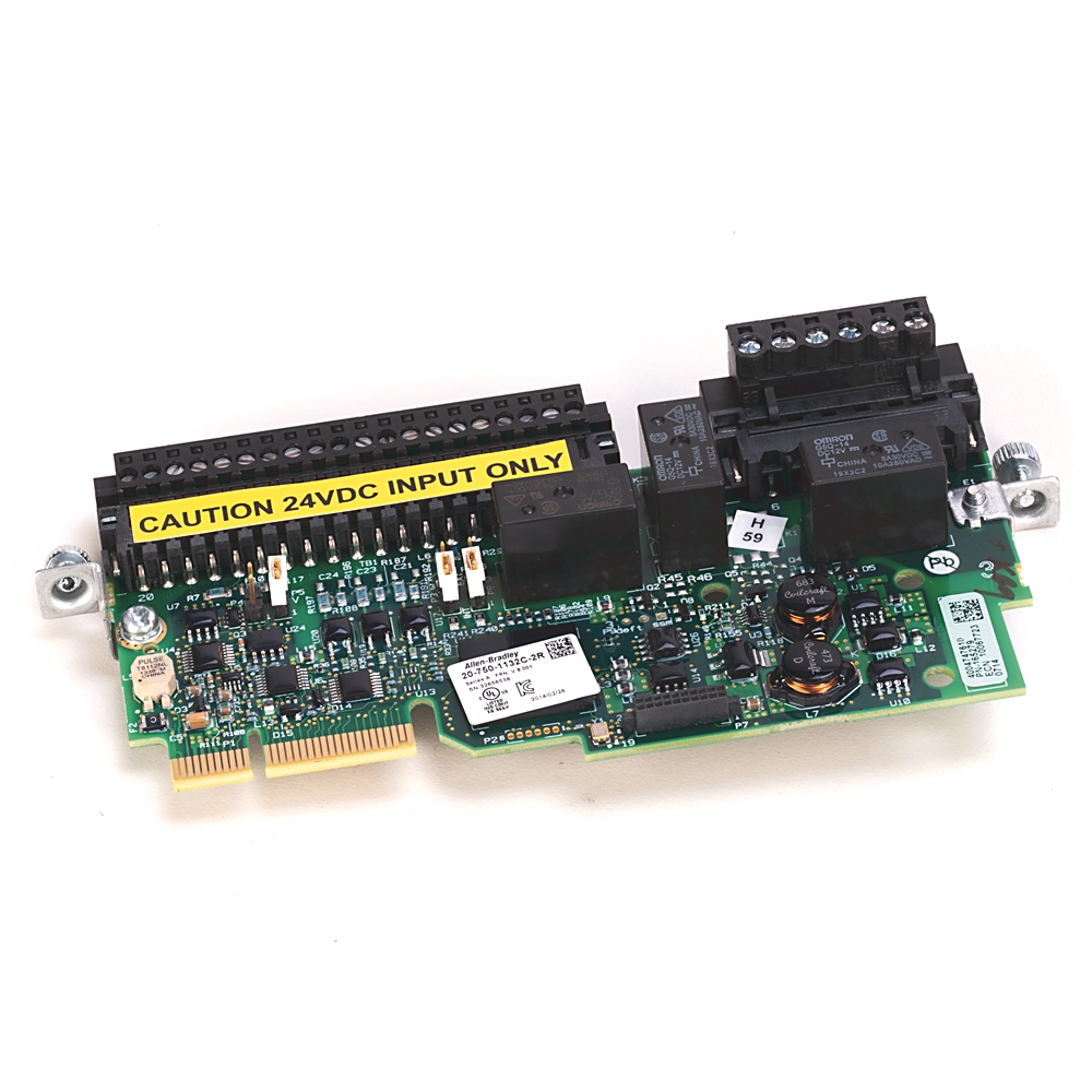 A-B 20-750-1132C-2R PowerFlex 750 Series 24V DC EIO Kit