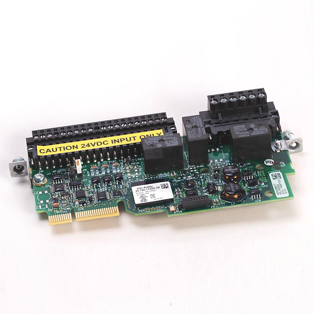 20-750-1132D-2R AB POWERFLEX 750 SERIES 115V AC EIO 11 KIT 88563069728
