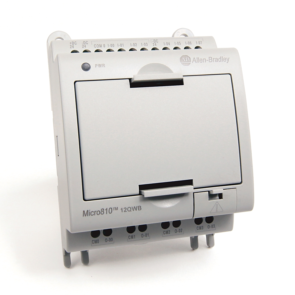 2080-LC10-12QWB AB MICRO810 12 I/O SMART RELAY CONTROLLER 88563005803