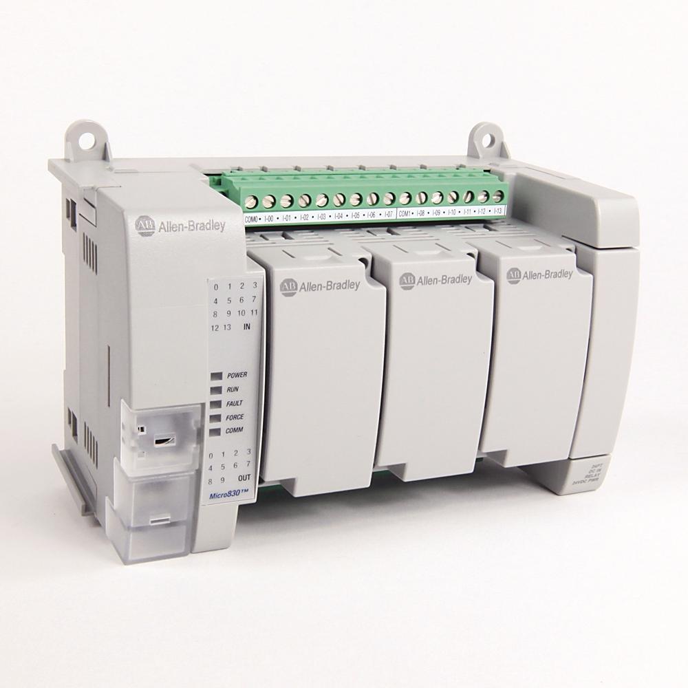 2080-LC30-24QWB AB MICRO830 24 I/O CONTROLLER 88563005825