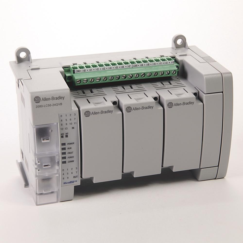 Allen-Bradley2080-LC50-24QVB