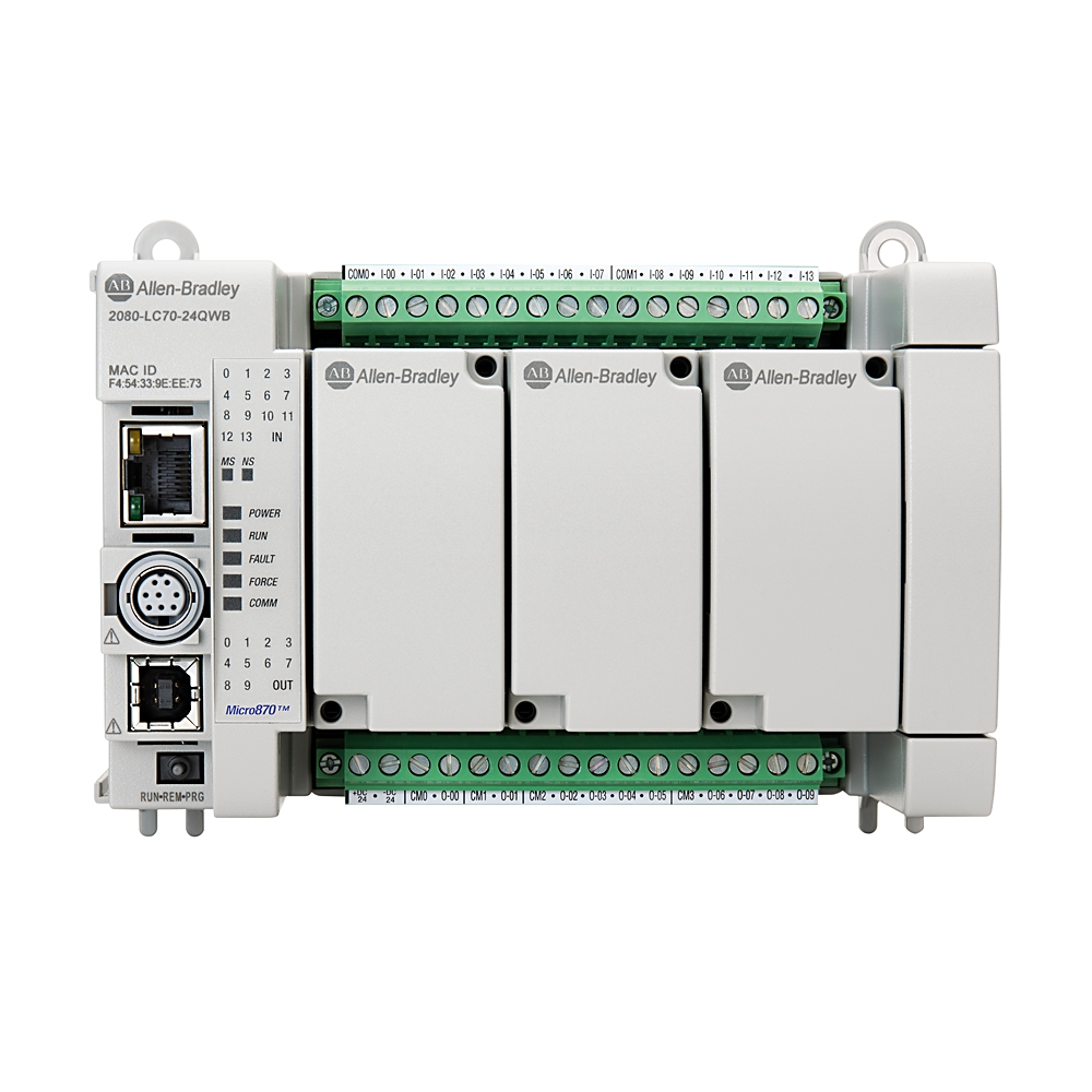 Rockwell Automation2080-LC70-24QWBK