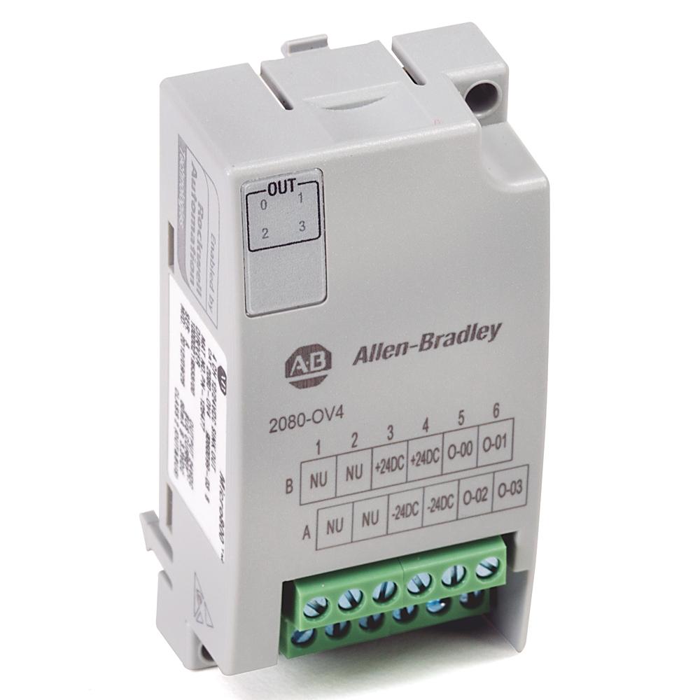 2080-OV4 AB MICRO800 4 POINT SINK OUTPUT 88563023491