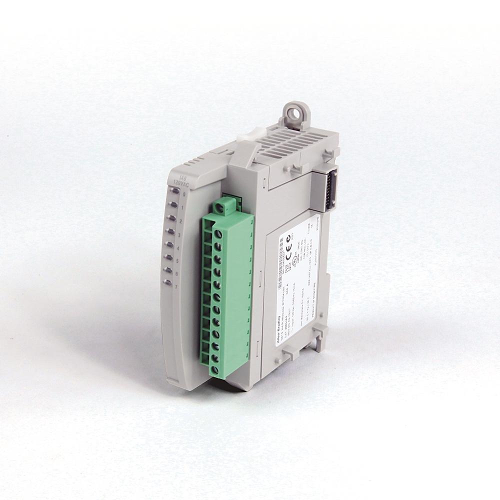 2085-IA8 AB MICRO800 8 POINT 120 VAC INPUT MODULE 88563008234