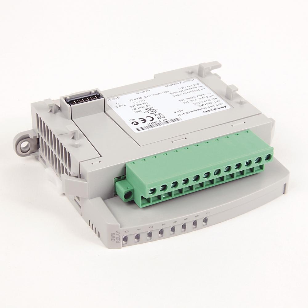 A-B 2085-OW8 Micro800 8 Point Relay Output Module