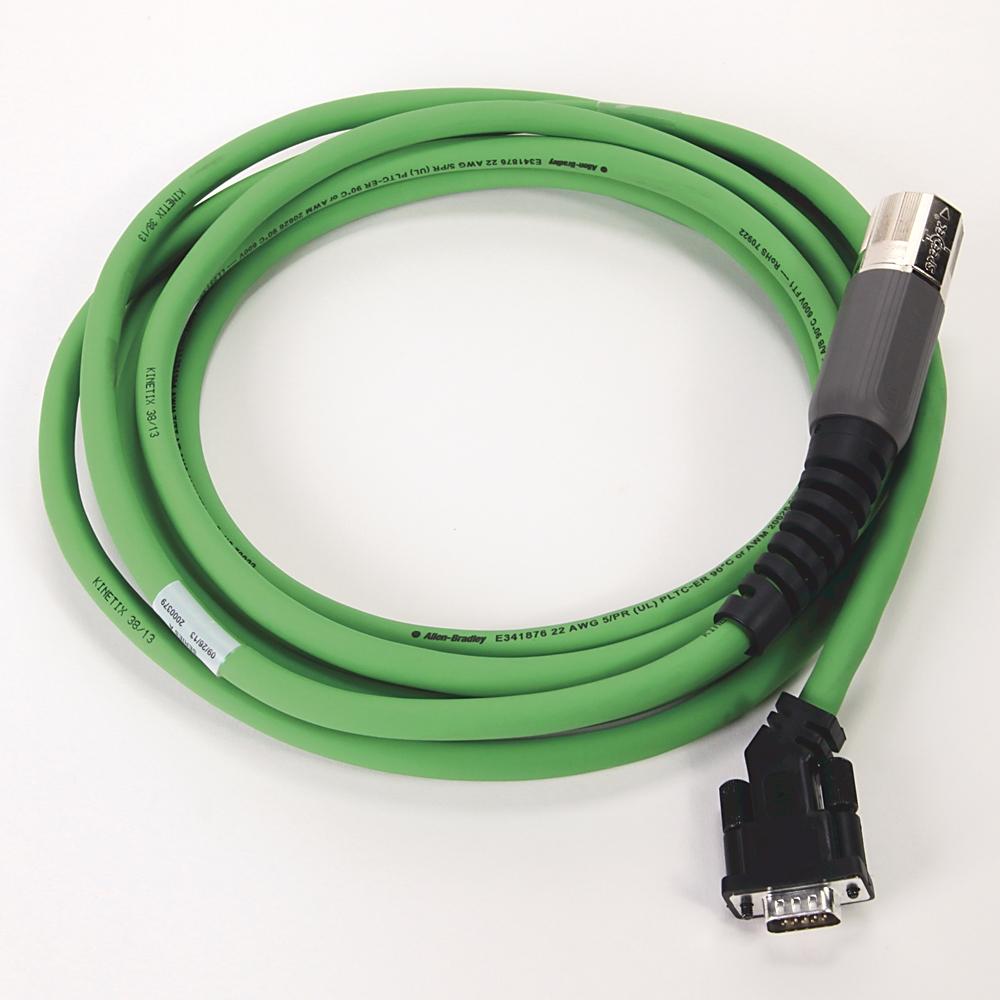 A-B 2090-CFBM7DD-CEAA04 MP-Series 4m Servo Feedback Cable
