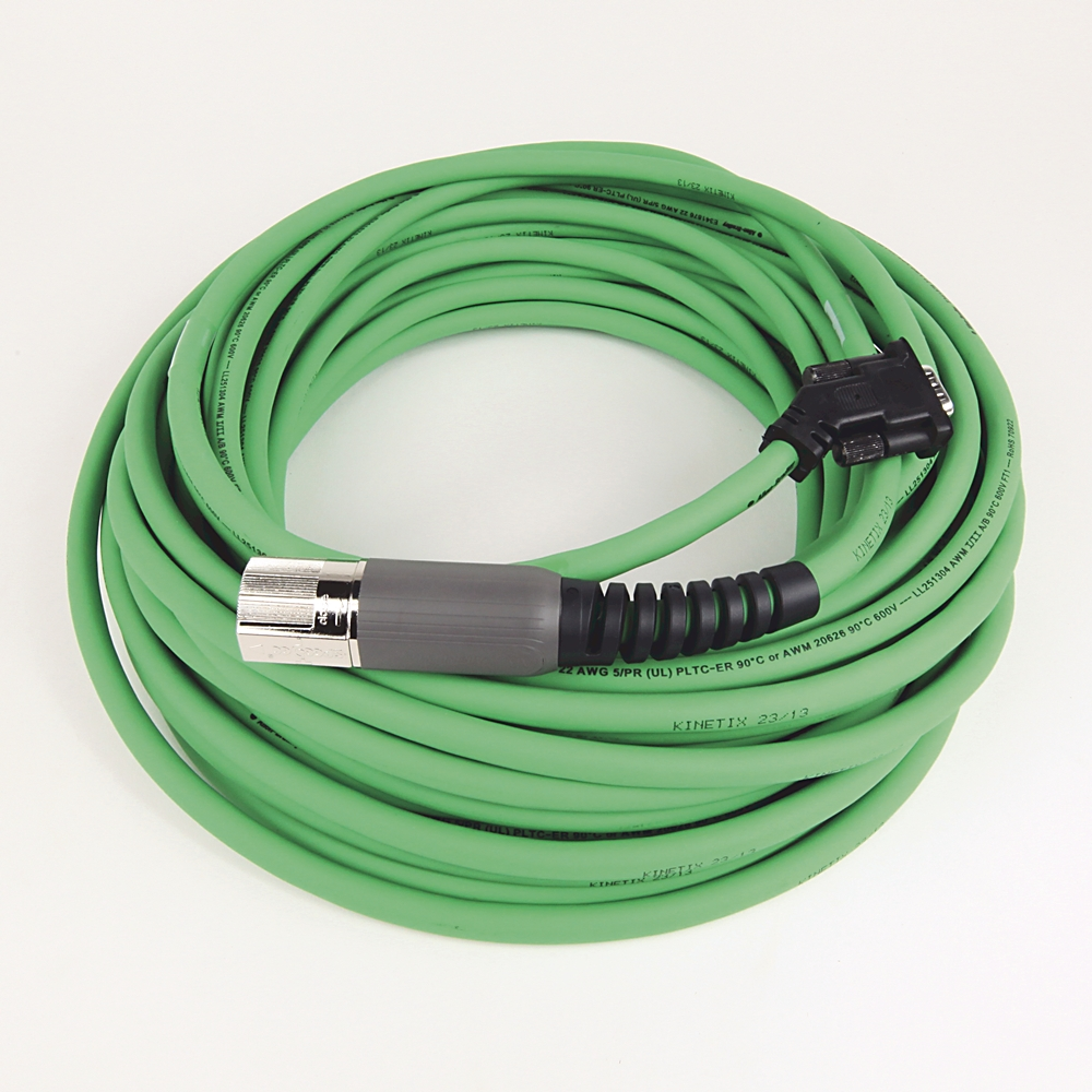A-B 2090-CFBM7DD-CEAA20 MP-Series 20m Servo Feedback Cable