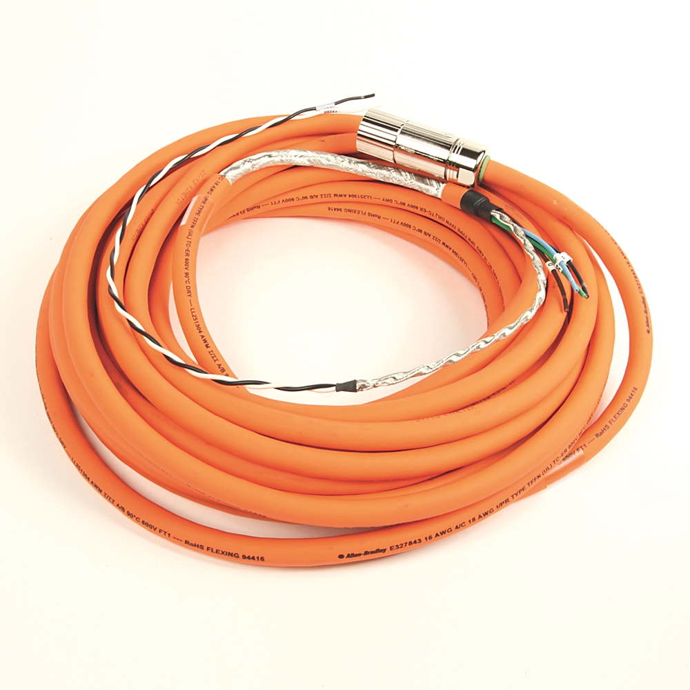 A-B 2090-CPBM4DF-16AF12 MP-Series 12m Length Cable