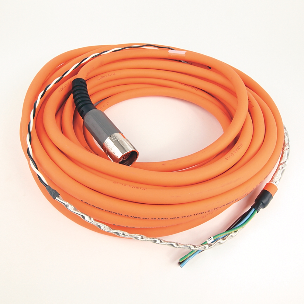 2090-CPBM7DF-16AF12 AB 12 M POWER/BRAKE FLEX CABLE SPEEDTEC 88495112047